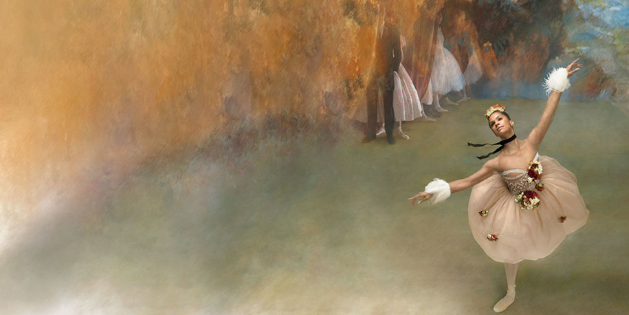 edgar-degas-ballet-dancer-painting-photoshoot-misty-copeland-harpers-bazaar-1