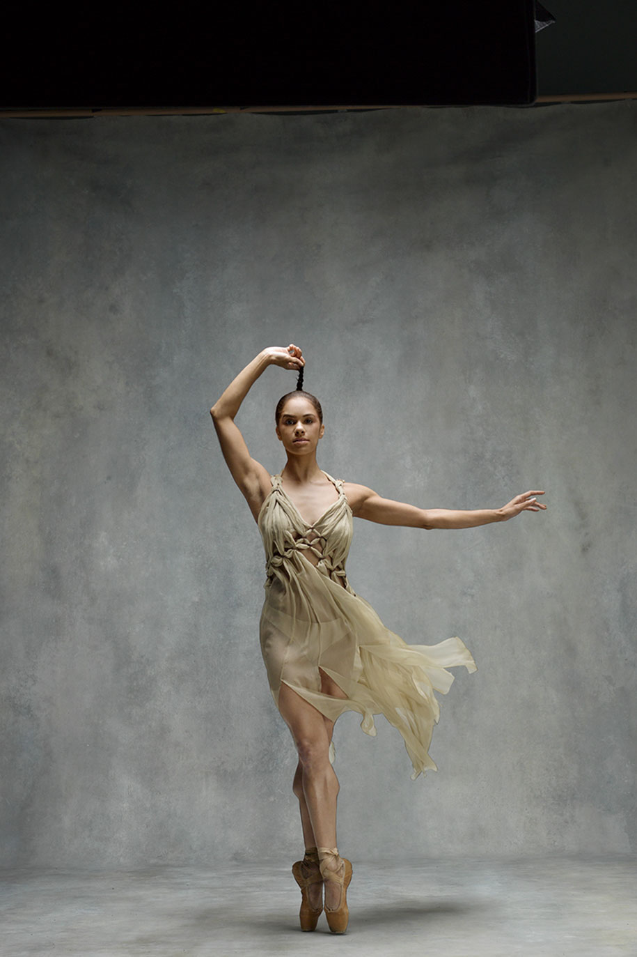 edgar-degas-ballet-dancer-painting-photoshoot-misty-copeland-harpers-bazaar-7