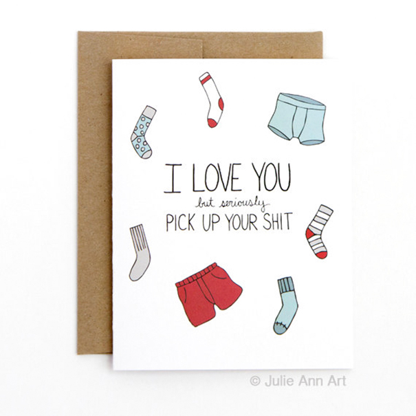 Funny Anti Valentines Day Cards 4