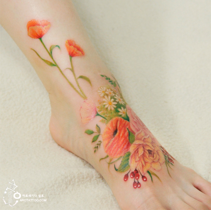 watercolor-painting-tattoo-on-skin-1
