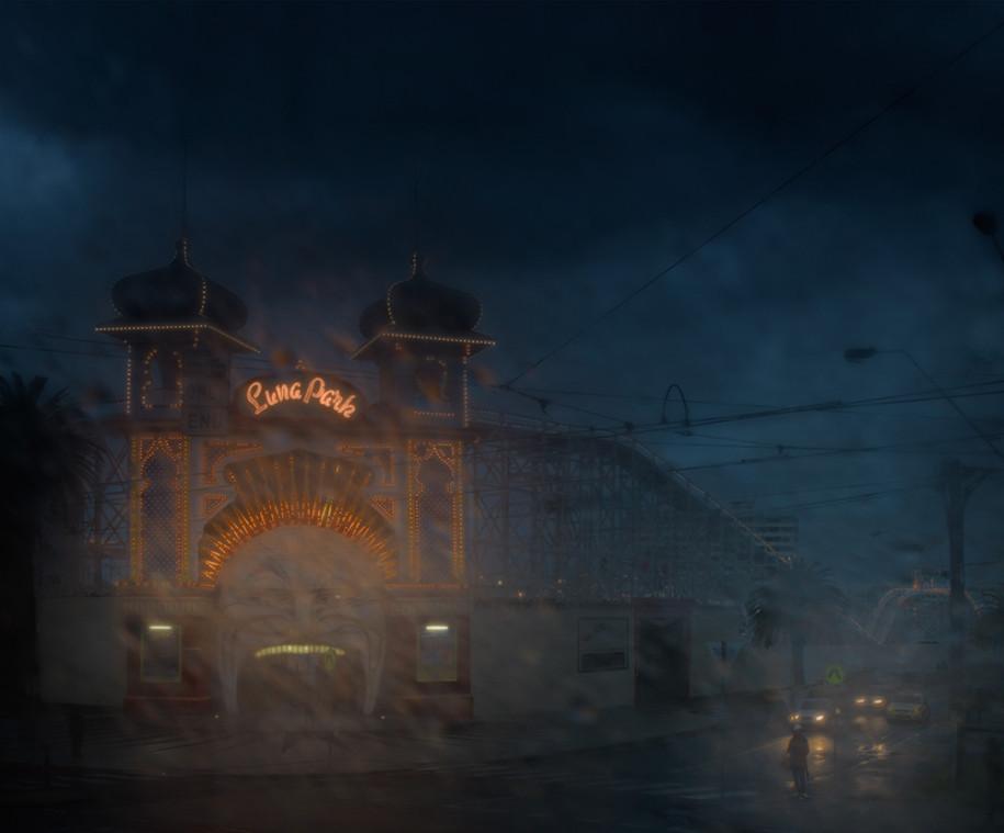 'Luna Park 2'