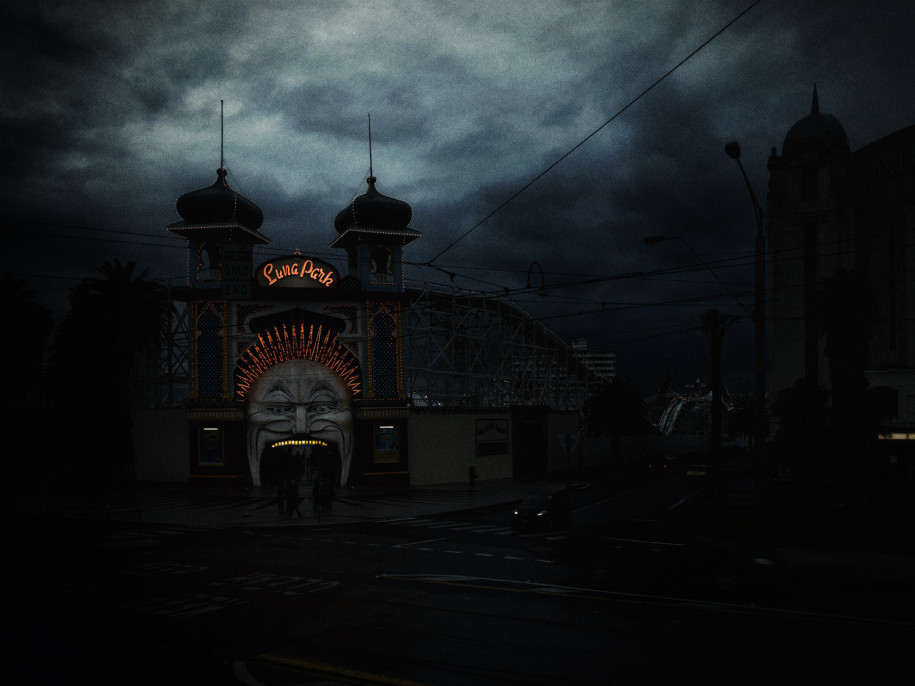 'Luna Park 15'
