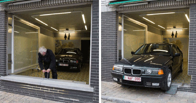 City council refused this man a garage permit so he found for Garage auto city cadaujac