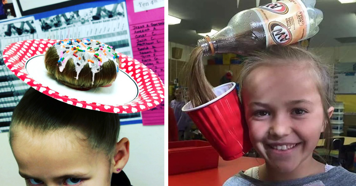 14 Of The Best Crazy Hair Styles Ever Demilked