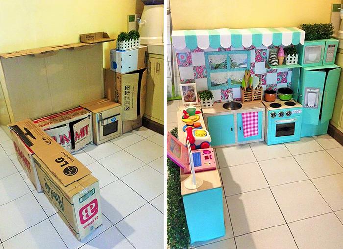mom-makes-mini-diy-cardboard-kitchen-for-toddler9