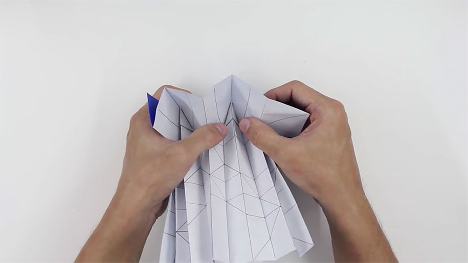 Making Darth Vader A Step By Step Origami Tutorial