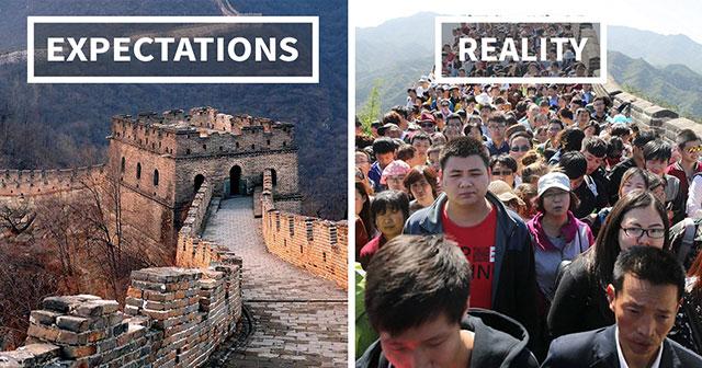 real vacation vs dream vacation essay