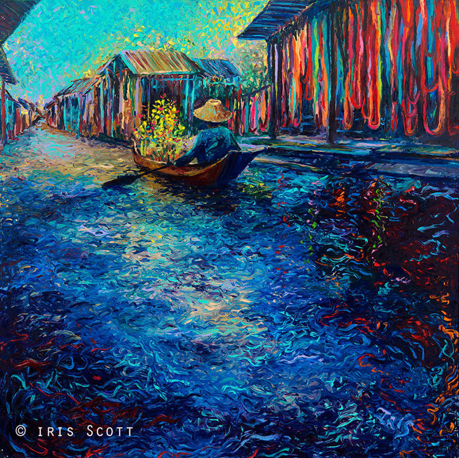 unique-style-finger-paintings-iris-scott-1