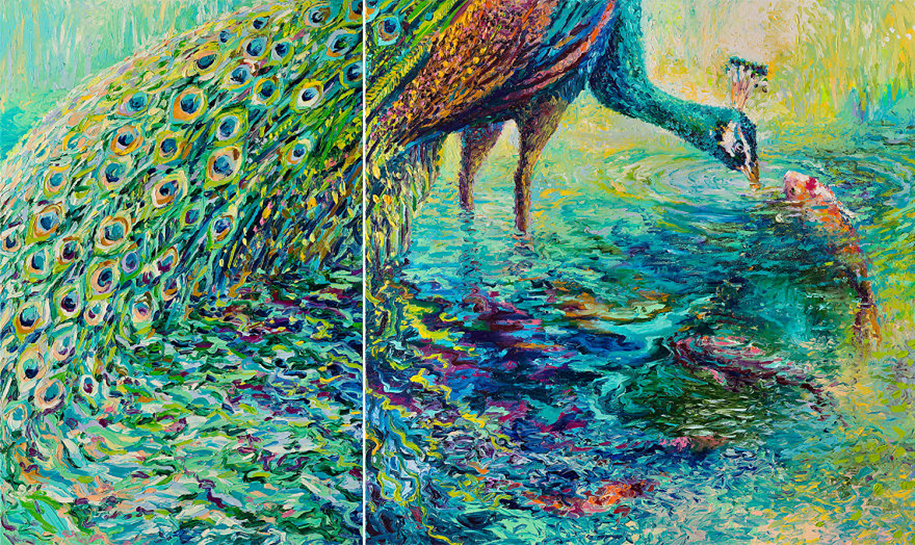 unique-style-finger-paintings-iris-scott-2