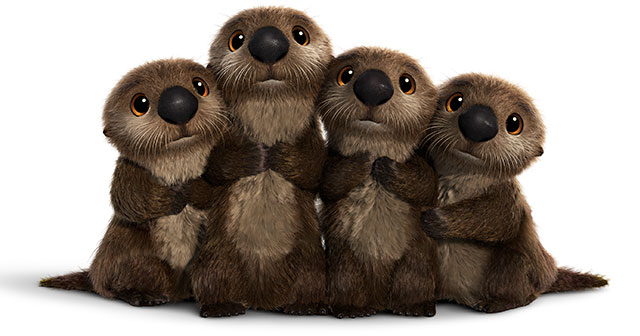 Disney Pixar Reveals New Adorable Characters From The