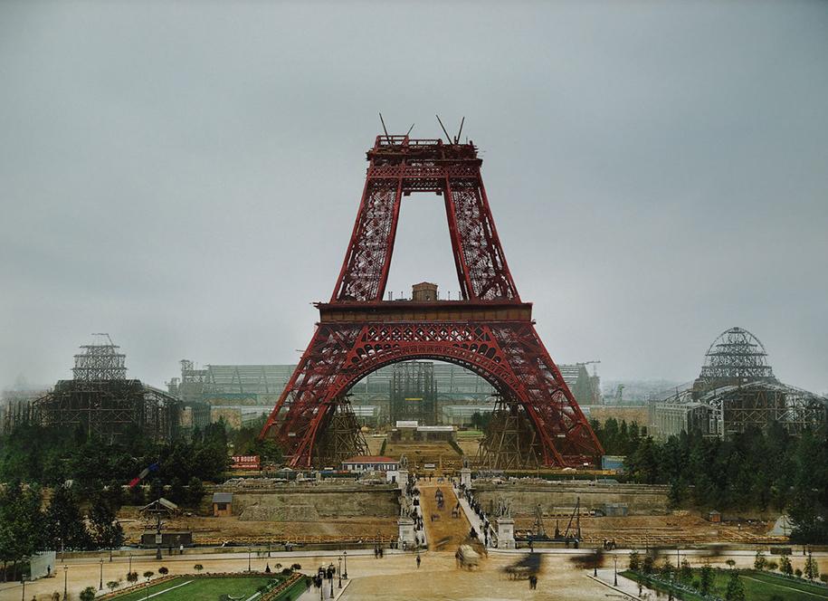 colorized-historic-photos-landmarks-under-construction-jordan-lloyd-dynamichrome-5