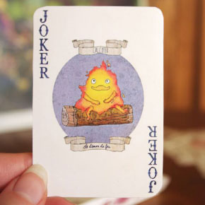 15 offensive yet cute greeting cards miyazaki cards cute deck filled with characters from studio ghibli movies bookmarktalkfo Choice Image