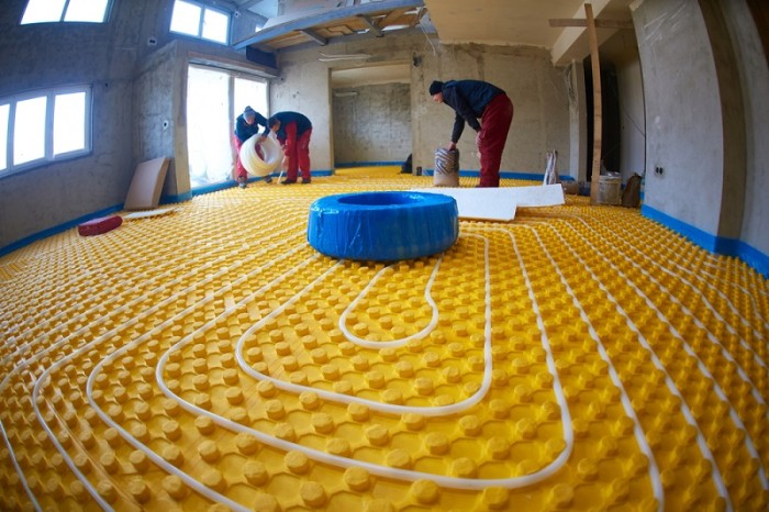 tips on choosing the best hydronic heating systems for