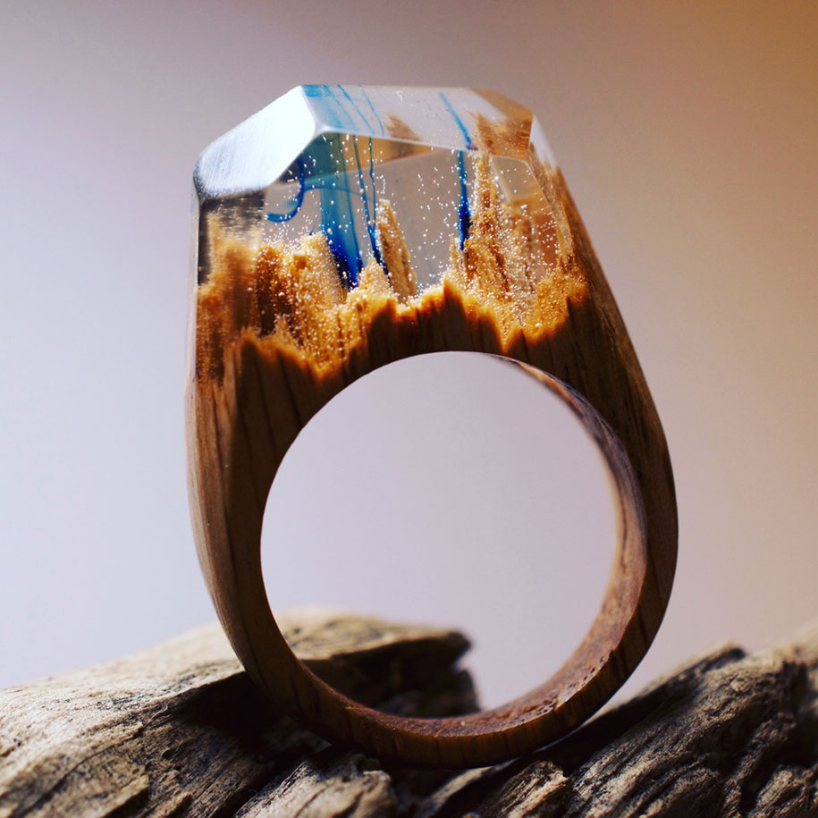 miniature-worlds-wooden-rings-secret-forest-14