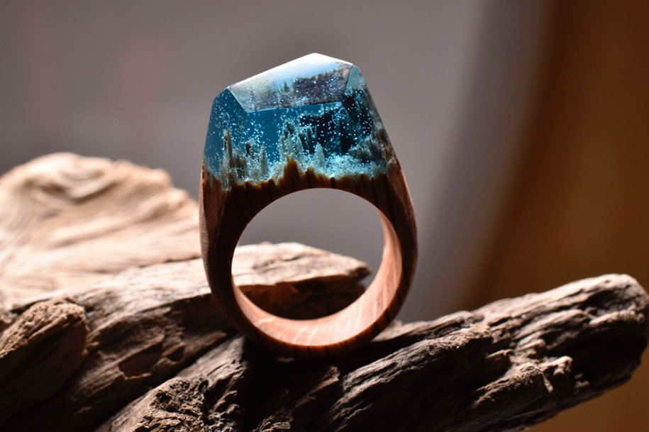 miniature-worlds-wooden-rings-secret-forest-5