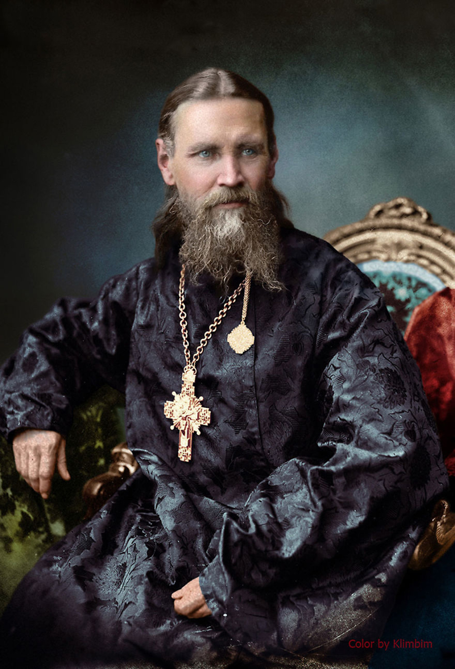 25 Unseen Colored Photos Of Russian People From 1900 1965