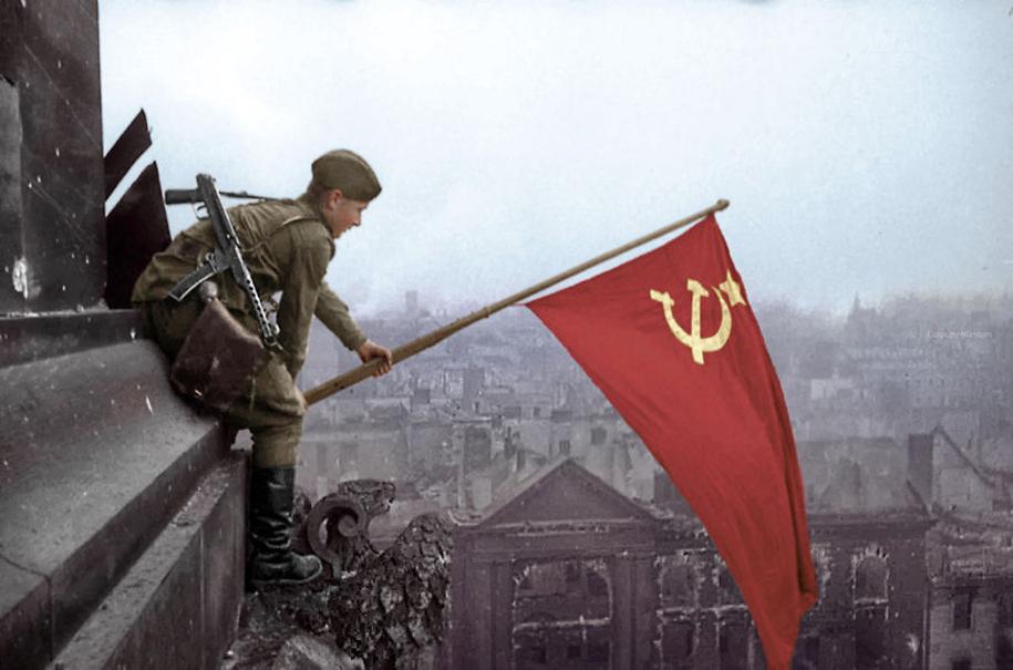 Russian Vintage Magazine Soviet Union 1951 Lenin Stalin Propaganda In Chinese