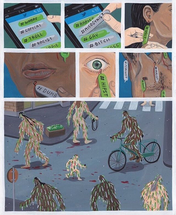 addiction-to-social-media-illustrations-brecht-vandenbroucke-14