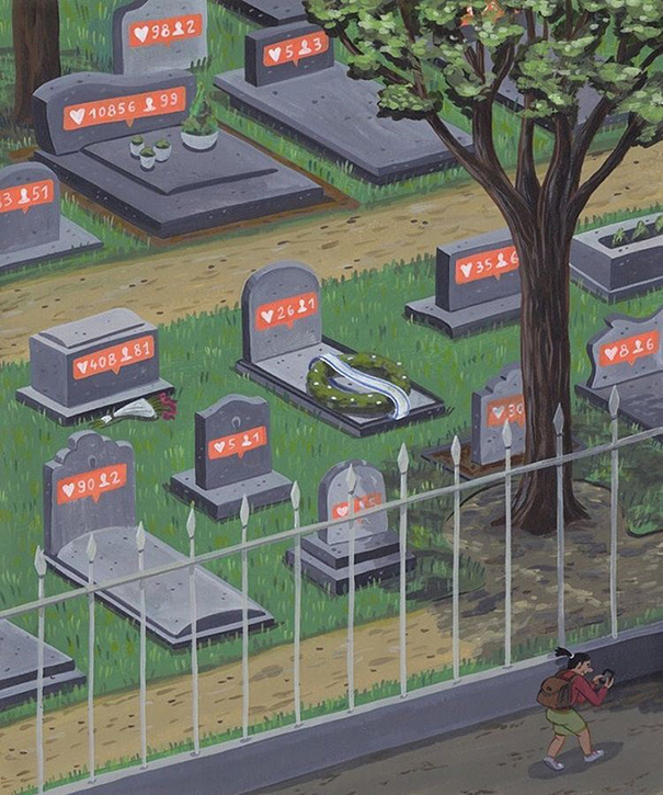 addiction-to-social-media-illustrations-brecht-vandenbroucke-18