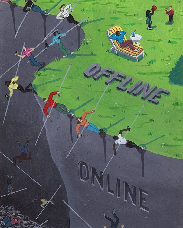 addiction-to-social-media-illustrations-brecht-vandenbroucke-21