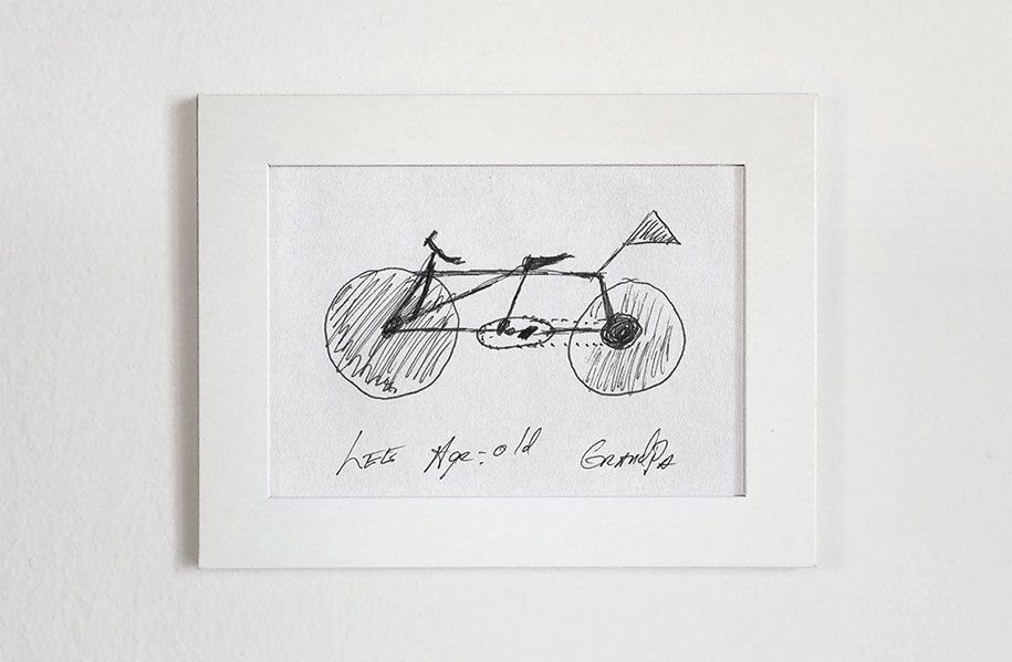 Designer asks strangers to draw a bicycle from memory and then turns
