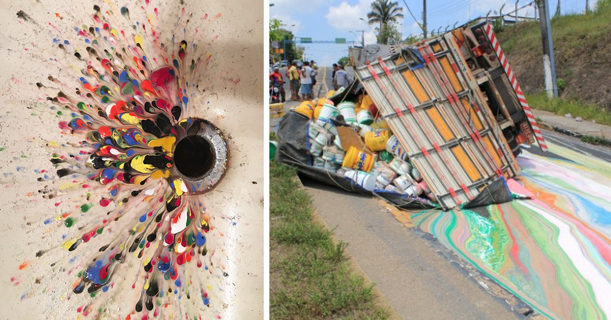 12 times awesome art happened by accident