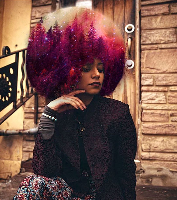 flower-galaxy-stars-afro-hairstyle-black-girl-magic-pierre-jean-louis-7