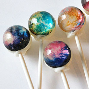 Fancy  Space Cakes Galaxy Sweets And Other Otherworldly Treats