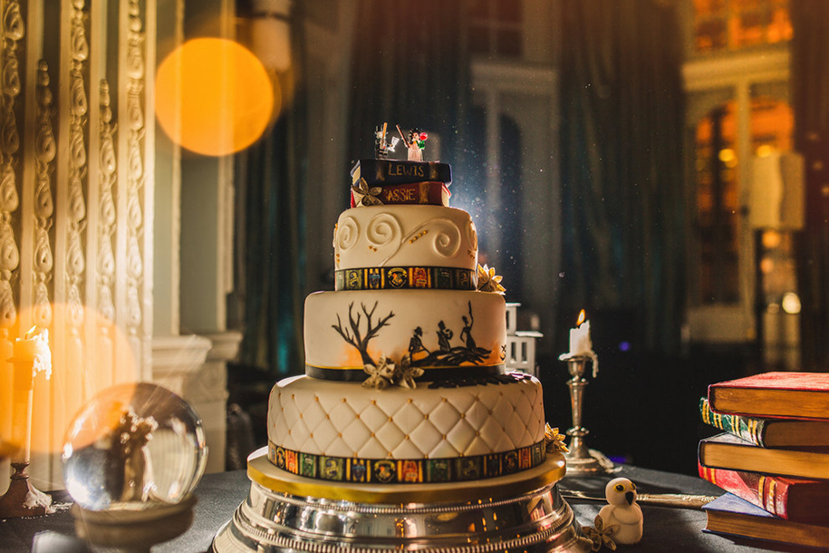 Harry Potter Themed Cakes Uk