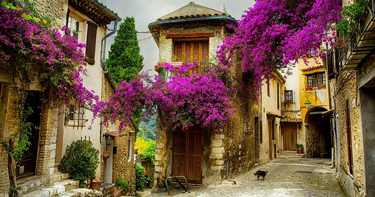 15 Real-Life Fairy Tale Villages Around The World | DeMilked