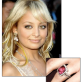 Nicole Richie's Cushion Cut Pink Sapphire Engagement Ring