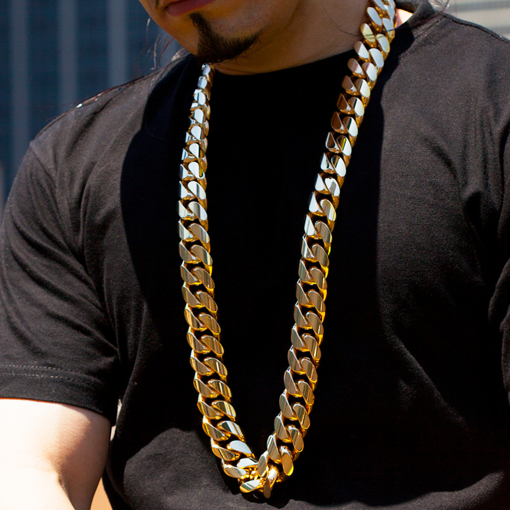 What Is Miami Cuban Link Chain?