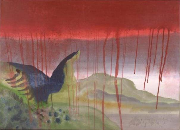 Salah satu karya seni hasil buatan Jan Cox | Sumber: DeMilked