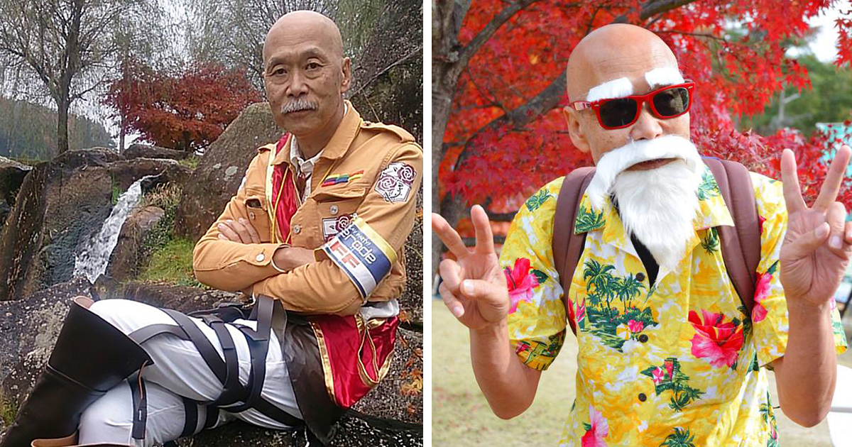 Image result for old cosplayers