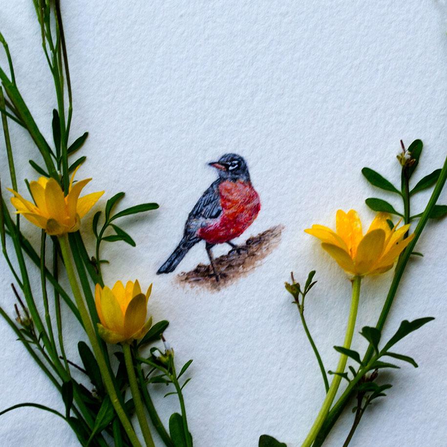 cute-miniature-watercolor-paintings-rachel-beltz-3