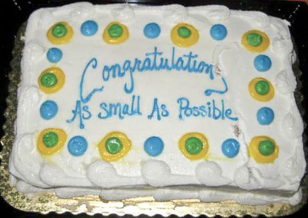 16 Times When Cake Decorators Took Instructions Too ...