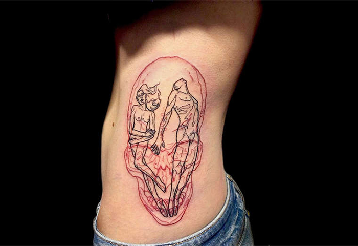 girls-animals-tattoo-outline-pablo-puentes-6