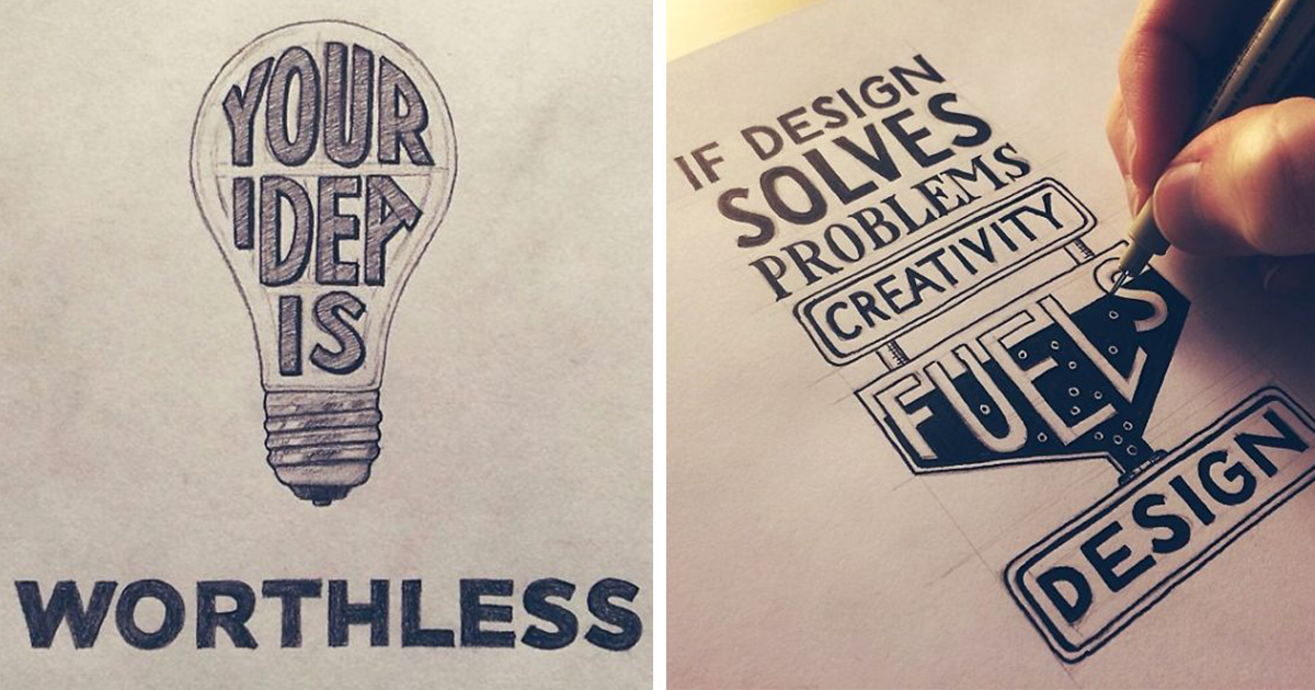 14 Inspirational Quotes Written In Beautiful Calligraphy