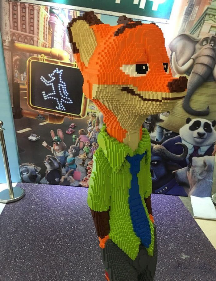 kid-destroys-man-sized-lego-statue-zootopia-zhao-2