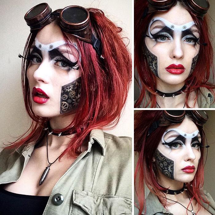 makeup-artist-scary-makeover-saida-mickeviciute-lithuania-6