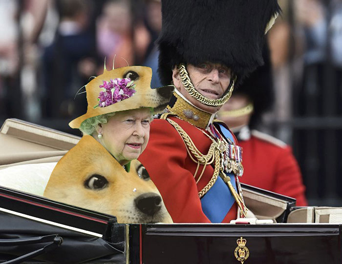 queen-elizabeth-green-screen-dress-funny-photoshop-battle-16