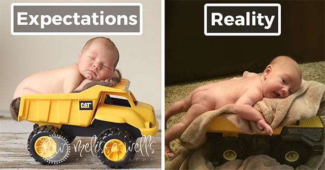 60 Funny Pinterest Baby Photoshoots Gone Wrong Demilked