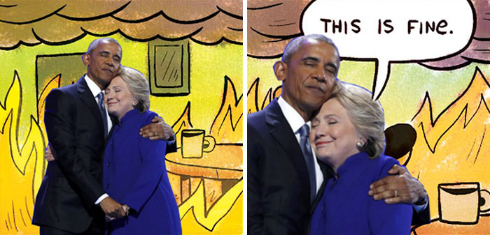 barack-obama-hillary-clinton-hug-photoshop-battle-7