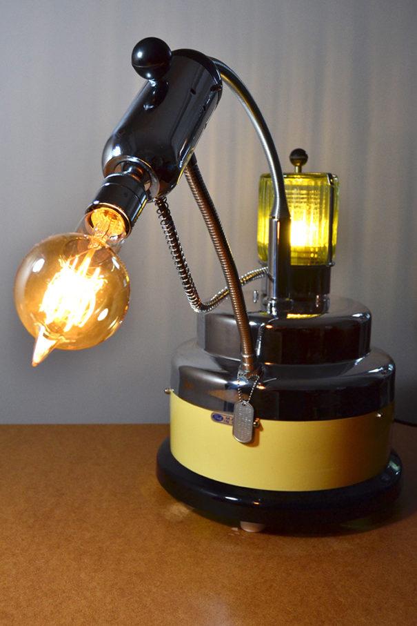 The Vaporiser Table Lamp Demilked