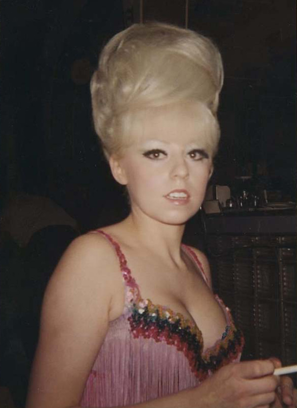 The Bigger The Better Hairstyles Of The 1960s