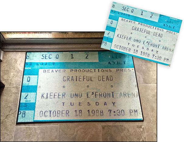 concert-ticket-door-mat-photoworks-1