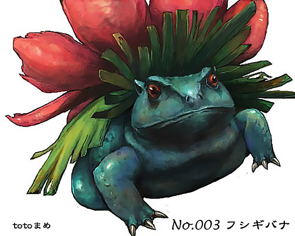 drawing-realistic-pokemon-characters-totomame-8