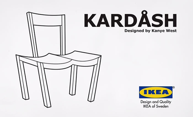 ce061f1b75f7 IKEA Trolls Kanye West And Now The Internet Joins In