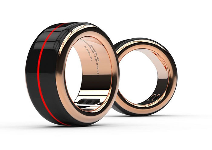 Bluetooth Ring Heartbeat