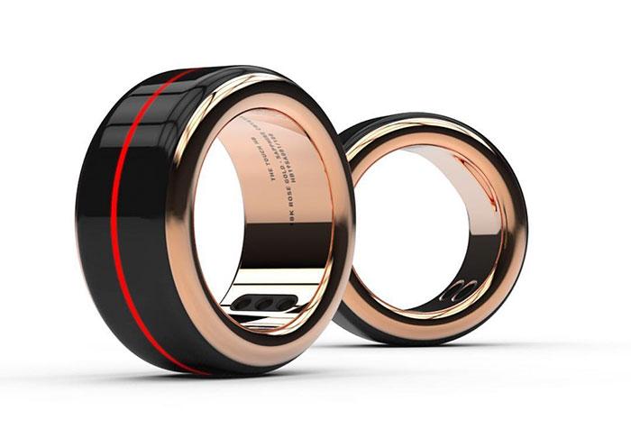 Bluetooth Rings Heartbeat